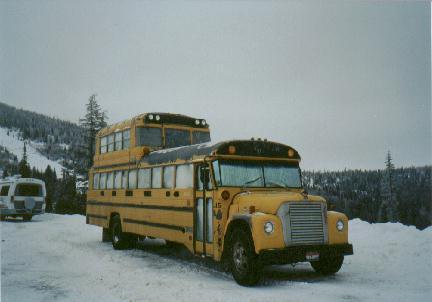 Jacuzzi Bus School Bus Conversion Resources