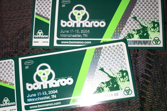 does bonnaroo sell single day tickets Purchase general admission and vip tickets become a knees ambassador sell tickets to earn points and redeem a 3-day ga ticket for yourself plus, sell even more to gain additional tickets, vip upgrades, and more during the festival weekend.