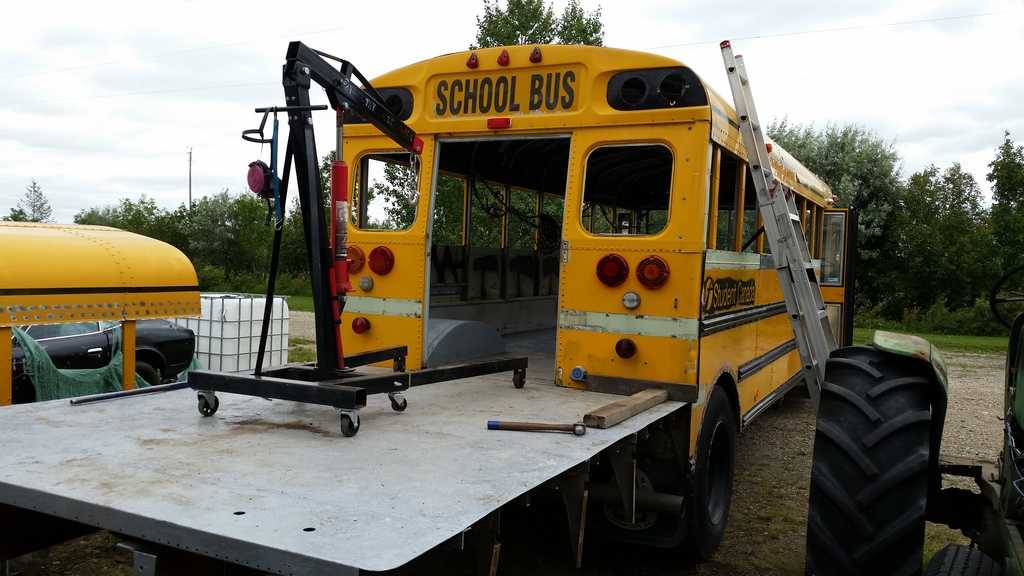 School Bus Conversion Resources: New Canadian Skoolie