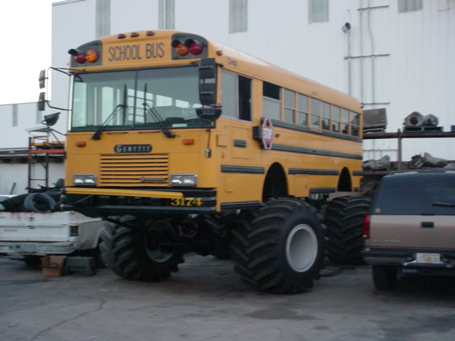4x4 buses - School Bus Conversion Resources