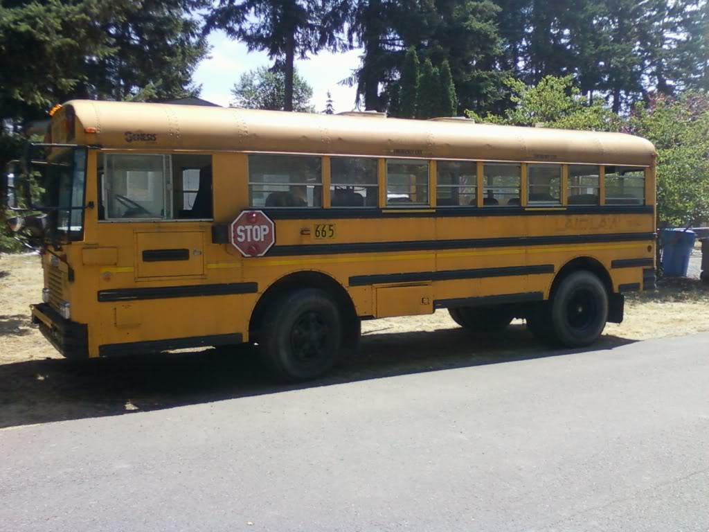 The Dirtybus School Bus Conversion Resources