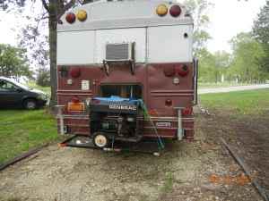 Leveling jacks - School Bus Conversion Resources