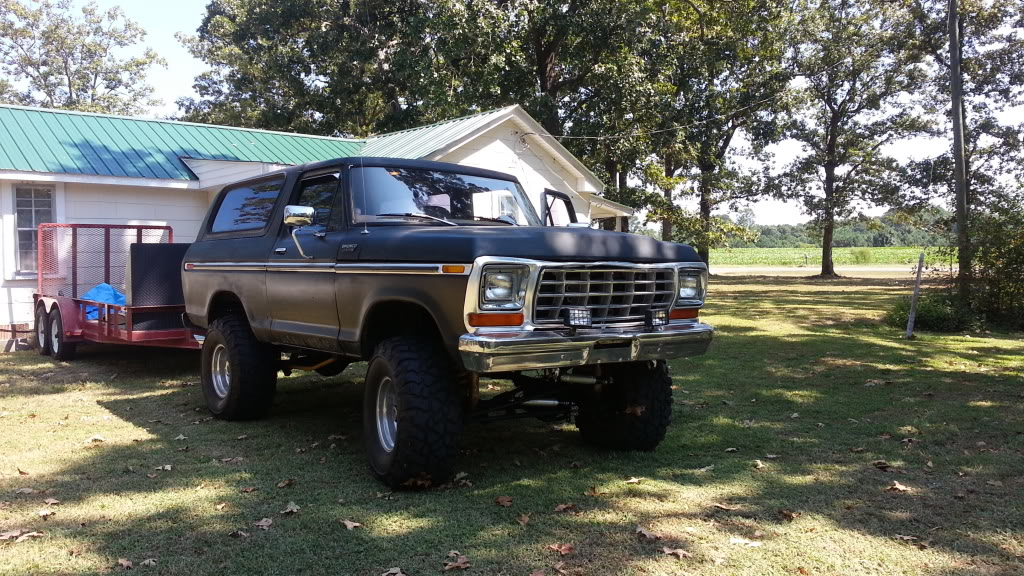 1978 Ford Bronco Custom Sold School Bus Conversion Resources