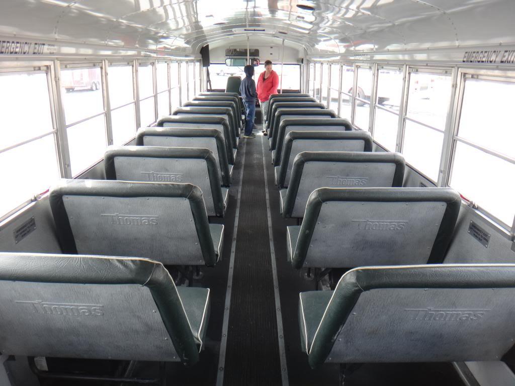 DT466 3800 Thomas Photos! - School Bus Conversion Resources