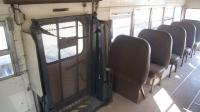 Seeking to dialog with others who are converting a school bus w/Wheelchair Lift for family member to use. Exchanging Ideas to help make it a good experience for all.