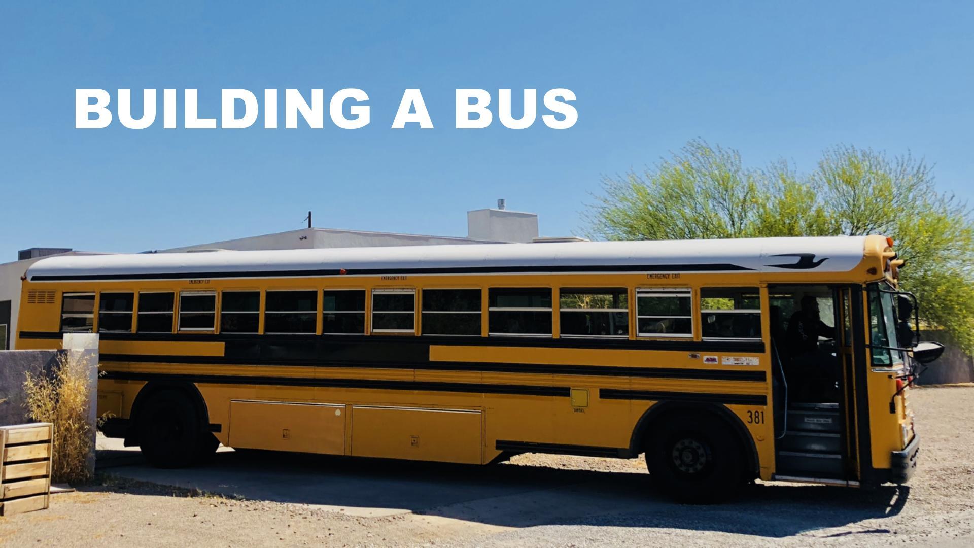 Emilee :: 1999 bluebird tc-2000 re - School Bus Conversion