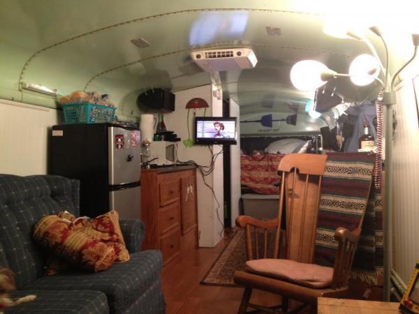 Bus Inside 2