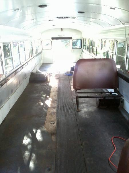 One seat left...
