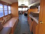 Camper interior almost usable as is, just needs minor work. Major reno planned!