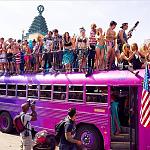 Ridiculously loaded at Mermaid Parade, NYC