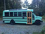 Alerion - Type A Short Bus Liveaboard