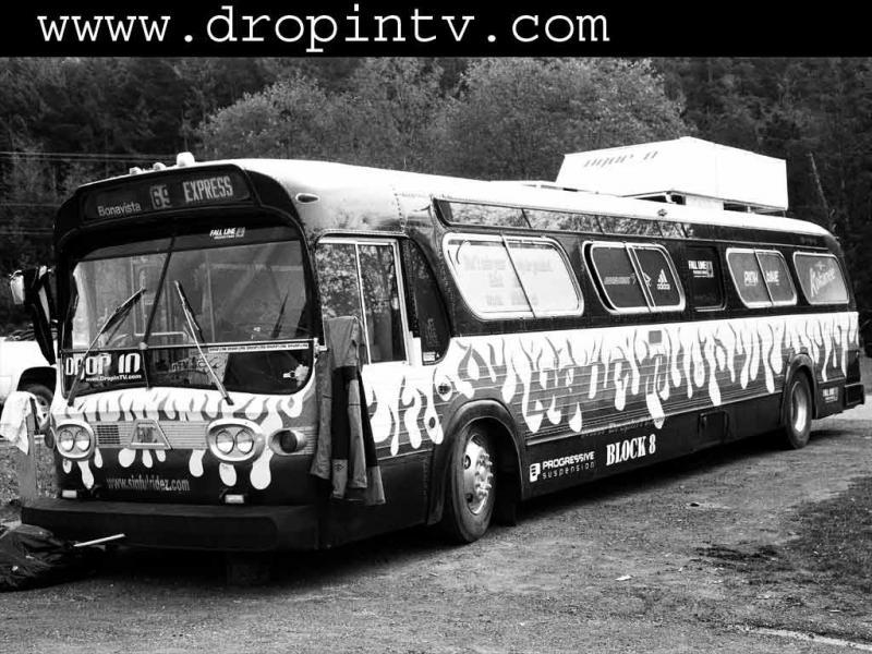 drop in bus