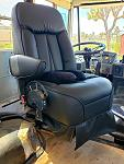 New captain's chair. 6 way power swivel transfer seat.