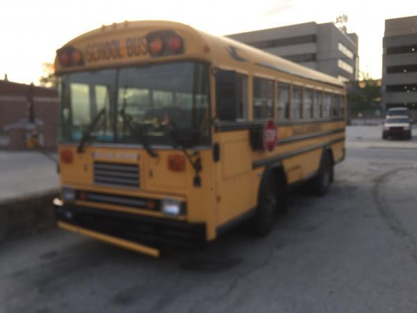 Engine swap 1997 Bluebird TC2000 - School Bus Conversion Resources