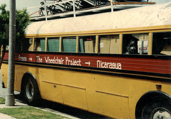 Cool Bus 1 in Long Beach