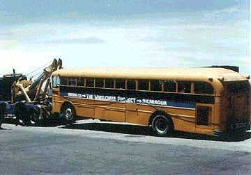 Cool Bus III in disgrace