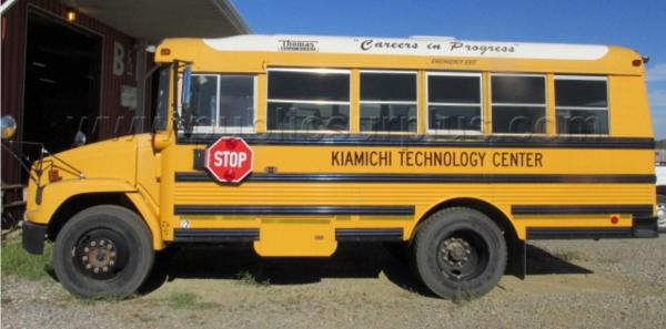 Ely's Shorty Freightliner - School Bus Conversion Resources