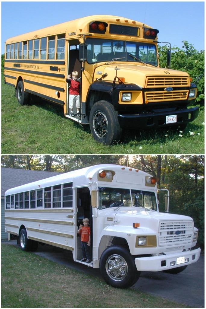 Bus Transition
