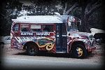 electric mayhem bus