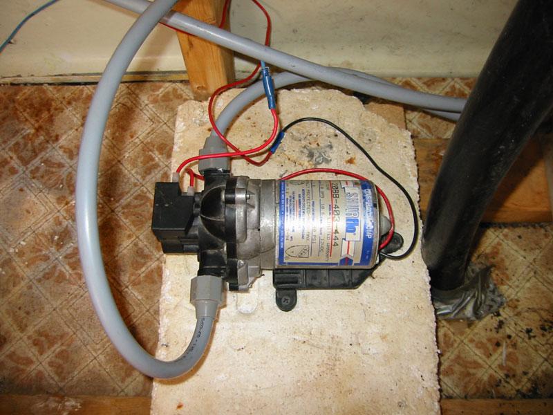 kitchen pump