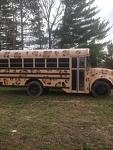 our short bus build