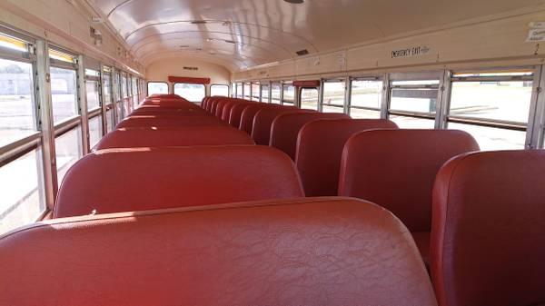 She's still full of seats!