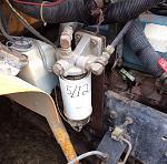 Extra fuel filter!?