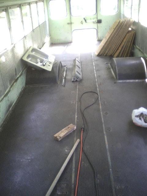 Bare Floor