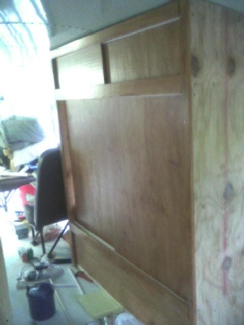 Hanging Locker Finished