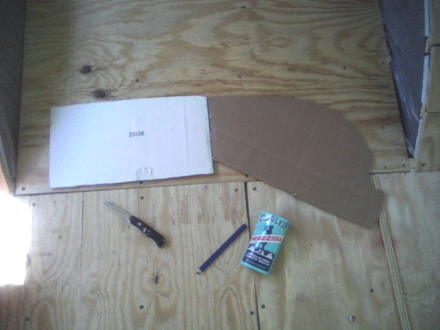 Template construction