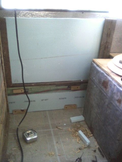 Foam Insulation Panel