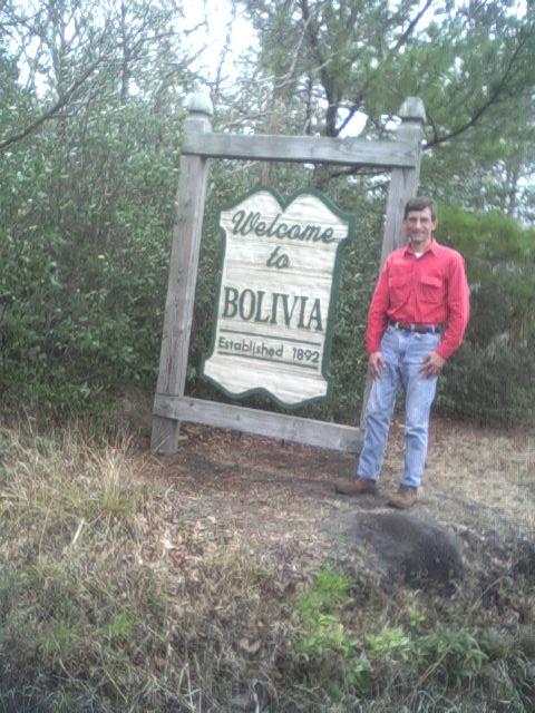 bolivia sign