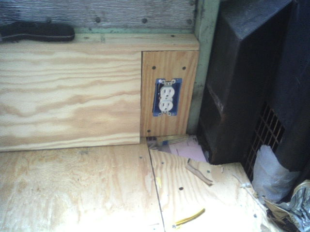 Regular Outlet Installation