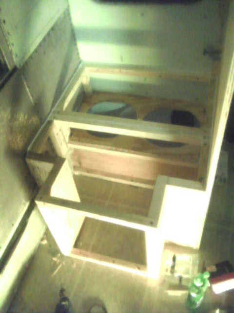 Toilet Cabinetry