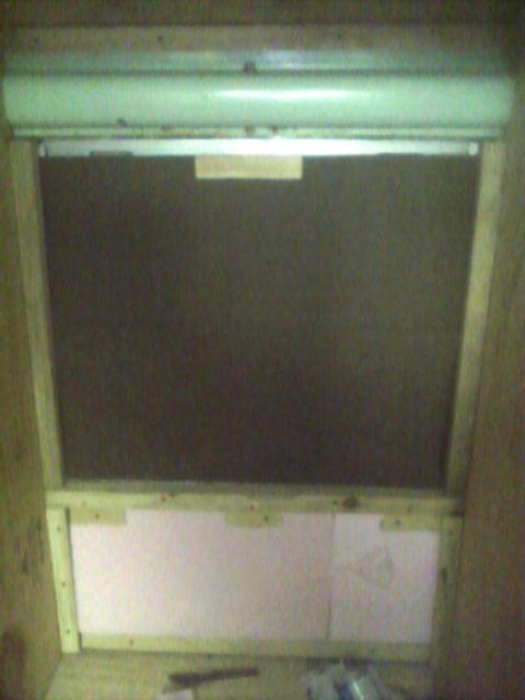 Framing and both panels