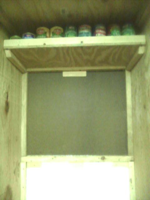 Hanging Locker Interior