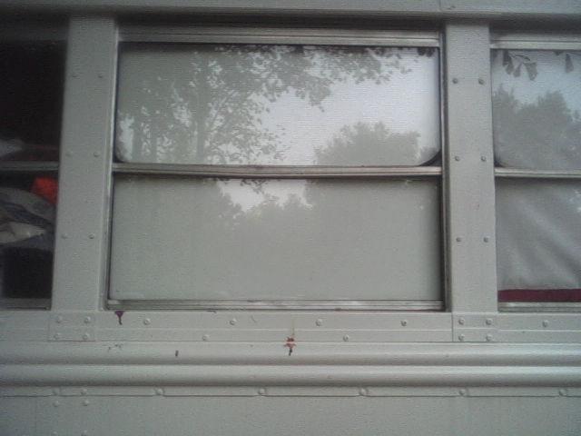 Exterior closeup
