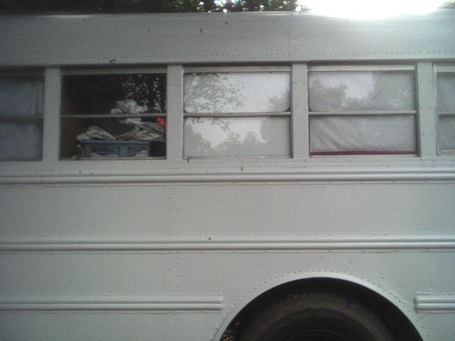 Exterior multiple windows