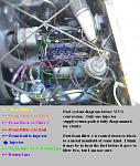 Pre WVO fuel injection system overview