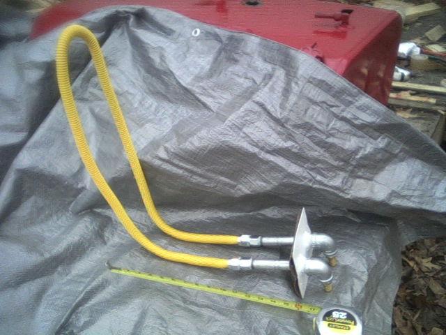 Heat Exchanger Tubing Bent to Shape