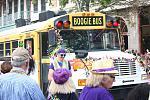 Mardi Gras Parade Day Downtown Pensacola Feb 2020