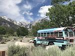 At the base of Mt. Whitney