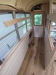 bunk walls done