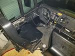 Drivers Cabin, Seat & Panels