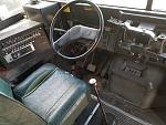 5-speed manual!  All those switches to the left scare me!