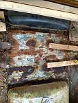 20180515   rust floor subfloor removal