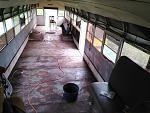 20180613   bus floor cleanish