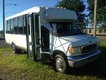 Ford E 450 Shuttle Bus