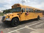 School buses available via online auction