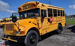 2004 International 3800 Mini-E Syracuse Minoa CSD    This online only auction includes 5 school buses  1- 2006 International 3300  3- 2001 Blue Bird...